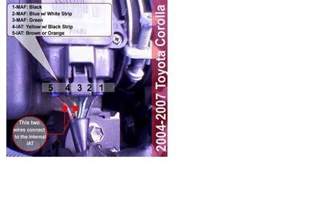 2011 Gmc Maf Iat Wiring Diagram by Iat Sensor Performance Chip Installation Procedure 2003