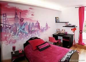 Chambre De Fille Ikea : chambre fille collection et collection et tourdissant ~ Premium-room.com Idées de Décoration