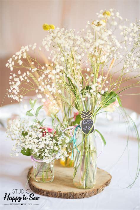 decoration florale champetre table mariage studio happy
