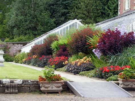 Beautiful Flower Bed On A Slope  Garden Style Pinterest