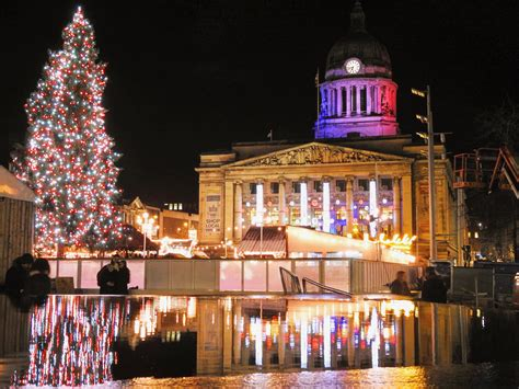 all you need to know nottingham christmas lights switch