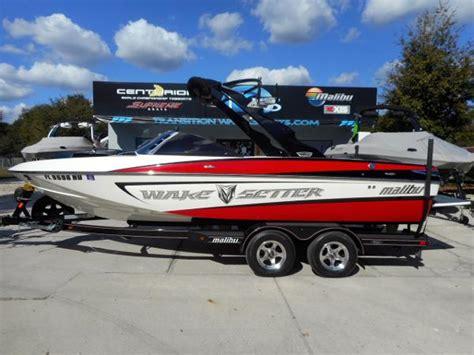 Malibu Boats For Sale In Florida by Malibu Wakesetter Vlx Boats For Sale In Florida