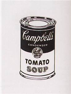 Campbell's Soup Can (Tomato)/Retrospective Series, 1978 ...