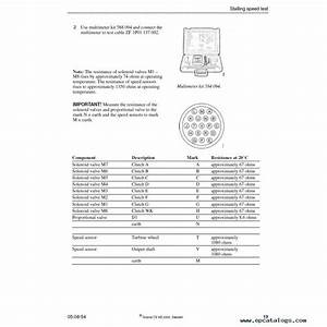 Zf Automatic Gearbox 4  5hp500  590  600 Pdf Manuals