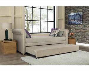 Day bed leatherette upholstered sofa couch daybed w twin for Couch sofa day beds