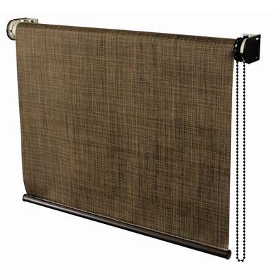 coolaroo 72 inch x 72 inch coolaroo sandalwood exterior