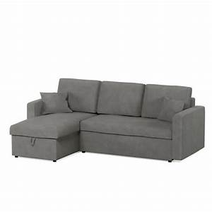 aspen canape d39angle reversible convertible 3 places With canape angle 260 cm