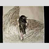 Fallen Angel Drawings | 900 x 675 jpeg 140kB