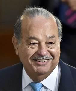4. Carlos Slim Helu- $50 billion: Carlos is the owner of ...