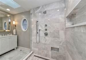 27 Elegant Carrara Marble Tile Ideas Marble Tile Types