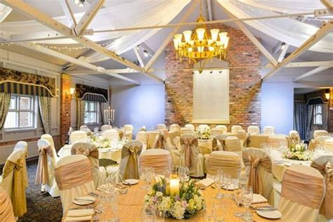 Bartle Hall Hotel Wedding Venue  Offers  Reviews