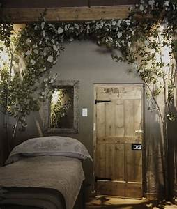 Nature themed bedroom (photos and video