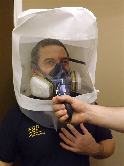 mask face fitting esp environmental