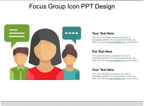 focus ppt icon powerpoint presentation slide