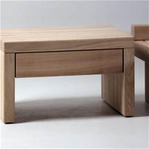 Chevet Bois Massif : tables de chevet tables de nuit ~ Teatrodelosmanantiales.com Idées de Décoration