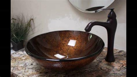 bathroom glass sink bowls bowl bathroom sinks 15977