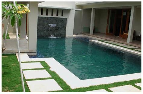 estetika kolam renang kontraktor kolam renang
