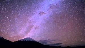 Milky Way Time Lapse - YouTube