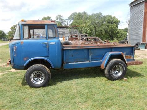 jeep cabover for sale 1959 jeep fc 170 4x4 cab over for sale jeep other 1959