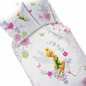 housse de couette fee clochette parure de lit disney With affiche chambre bébé avec code promo pour livraison fleurs