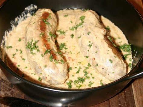 cuisiner l andouillette recettes d 39 andouillettes et sauce moutarde