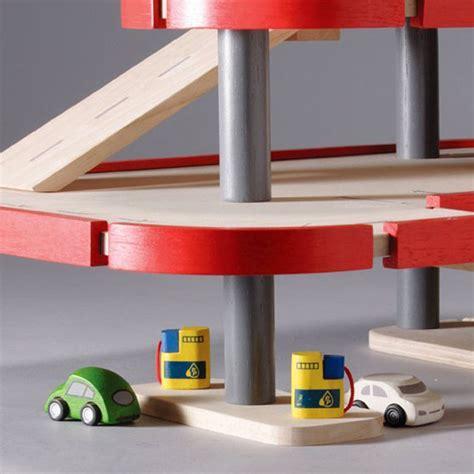 plan toys  parking garage plan toys  wooden