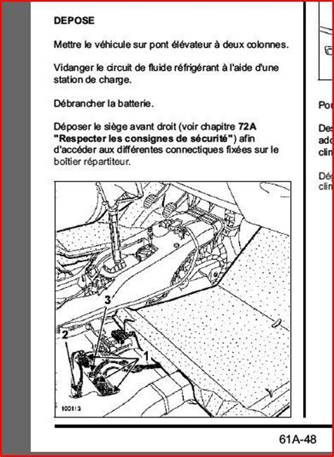 siege avant espace 3 espace iv sieges electriques immobiles résolu