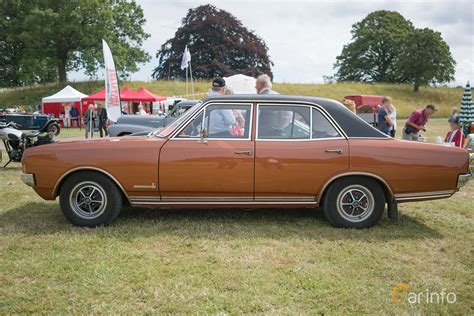 Opel Commodore by Opel Commodore 4 Door A
