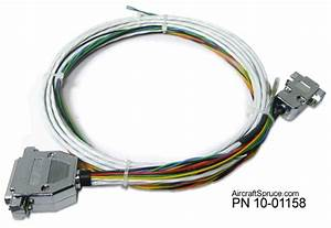 Dynon Efis Wiring Harness D180  D100  D60  D10a  D6 From