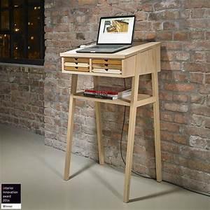 Petit Meuble Ordinateur : armoire informatique et bureau pour ordinateur modernes ~ Teatrodelosmanantiales.com Idées de Décoration