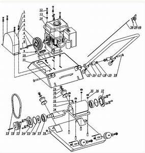 27 Plate Compactor Parts Diagram