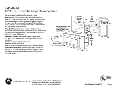 ge jvmdfww user manual  pages   jvmdfbb jvmdfcc
