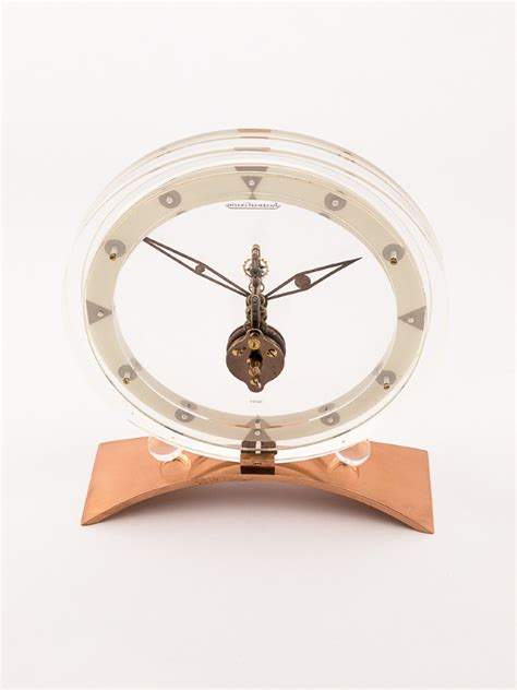 jaeger lecoultre table clock jaeger lecoultre table desk clock with 8 day inline