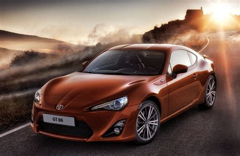 Toyota Cars by Toyota Gt 86 Sports Car Officially Revealed In Production