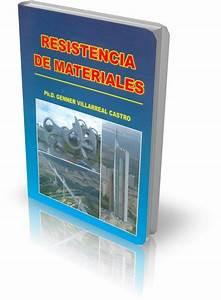 Libro De Resistencia De Materiales  Dr  Genner Villarreal