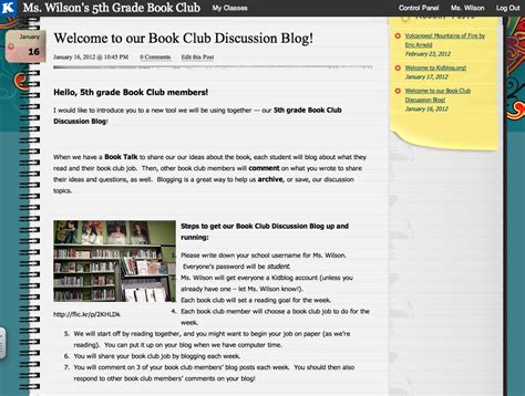 ELL Teaching 2.0: Blogging with English Learners