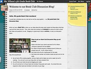 Ell Teaching 2 0  Blogging With English Learners