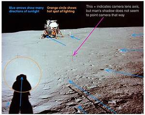Image Gallery moon landing hoax evidence