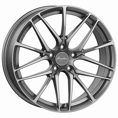 Alloy Wheel Breyton Fascinate Wheels Transparent Topas