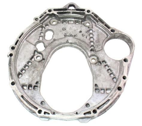 mercedes  om manual transmission adaptor plate