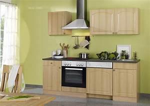Küche 220 Cm : k che mit sp lmaschine und backofen 220 cm ~ Eleganceandgraceweddings.com Haus und Dekorationen