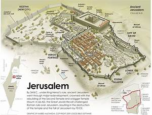 Location Of The Temple Of Jerusalem  U2013 Silver Trumpets