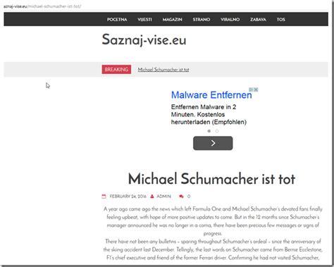 michael schumacher tot erklärt ist michael schumacher tot mimikama