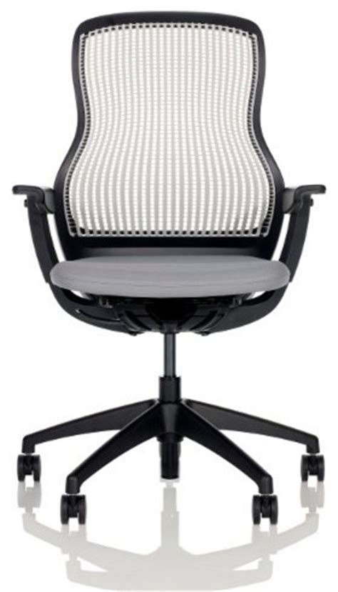 Knoll Regeneration High Task Chair by Knoll Regeneration By Knoll Modern Office Chairs