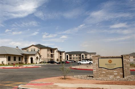 Westridge Apartments Midland Tx by Maverick Engineering Multi Family Projects Midland Tx