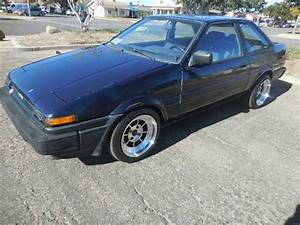 Get Your Drifting Dreams Started With This  2600 Ae86