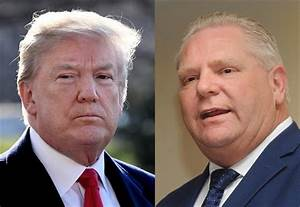 Opinion | Why Doug Ford is not Donald Trump of the North ...
