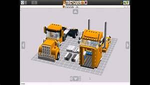 Lego Custom Kenworth Truck Build Guide