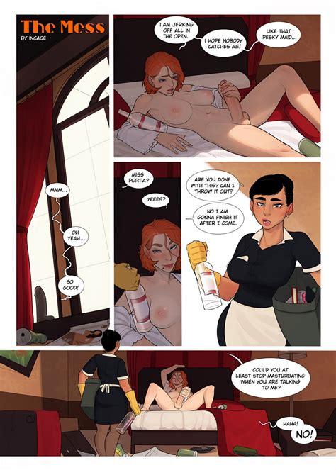 incase my debut porn comics 8 muses