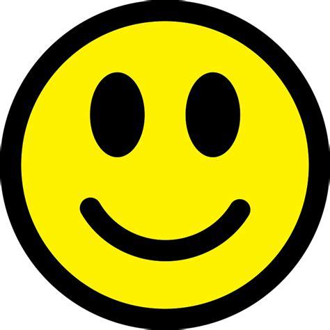 Happy Faces Images Smiley Emoticon Happy 183 Free Vector Graphic On Pixabay